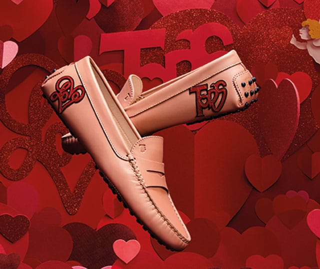 Tod's Perfect Valentine's Day