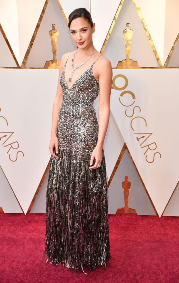 Gal Gadot sceglie i gioielli Tiffany&Co