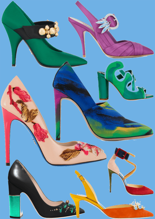 Scarpe COLORFUL