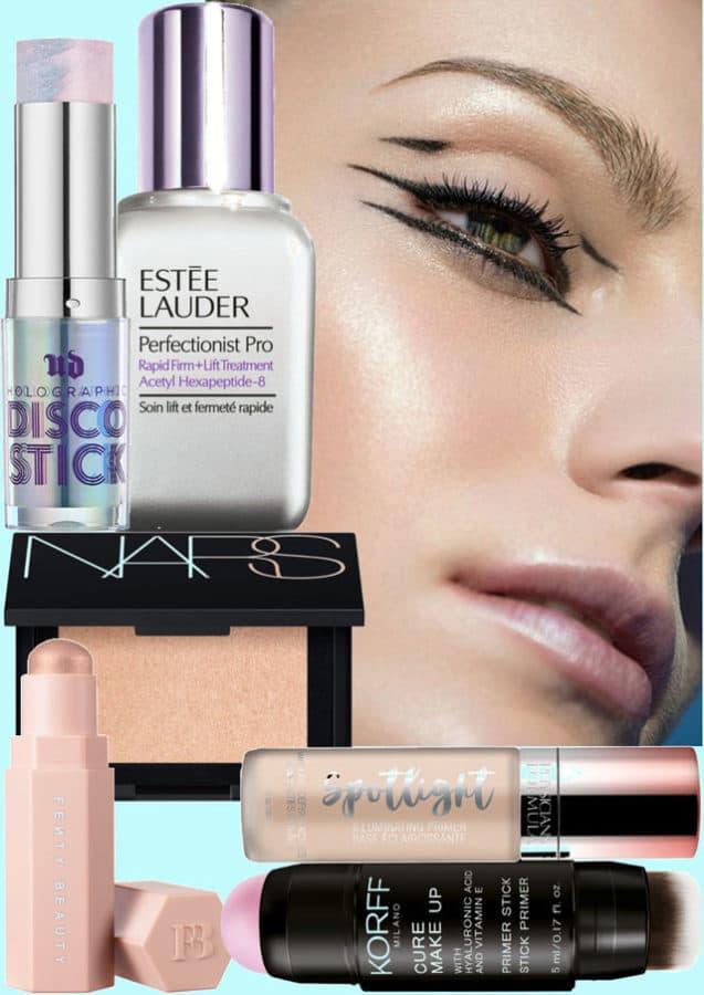 Bellezza viso - prodotti da usare