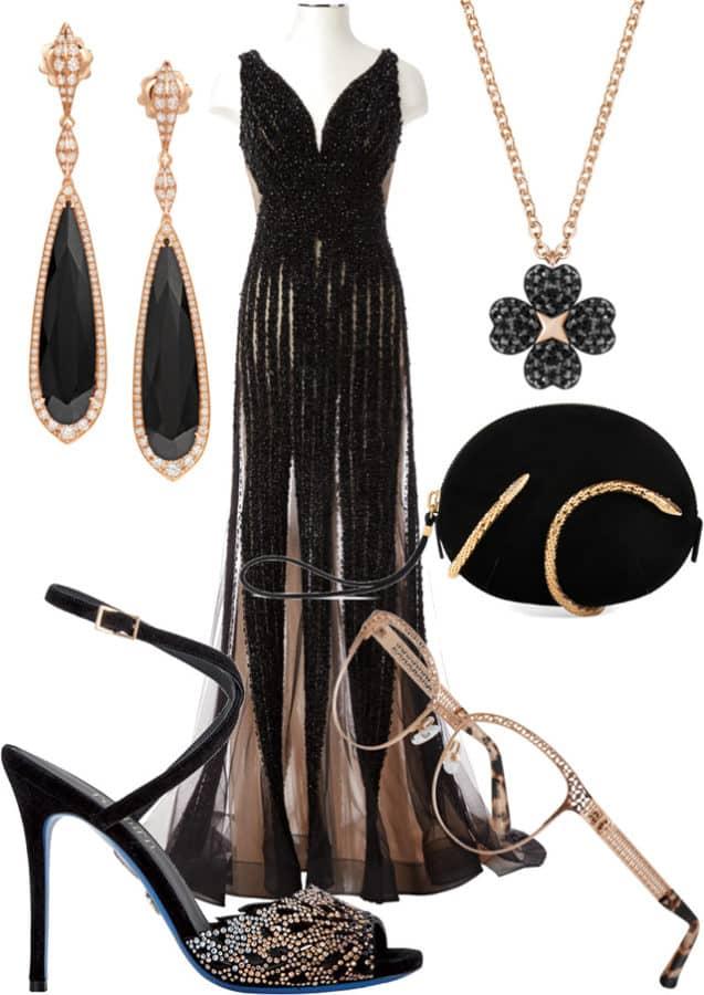 Moda: outfit da star