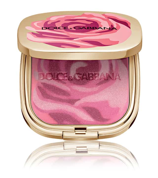 DOLCE& GABBANA BEAUTY  Dolce Garden The Blush_Rosa Duchessa Provocative 40- € 52