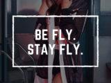 """""""BE FLY. STAY FLY."""", la nuova collezione athleisure di Patrizia Pepe"""