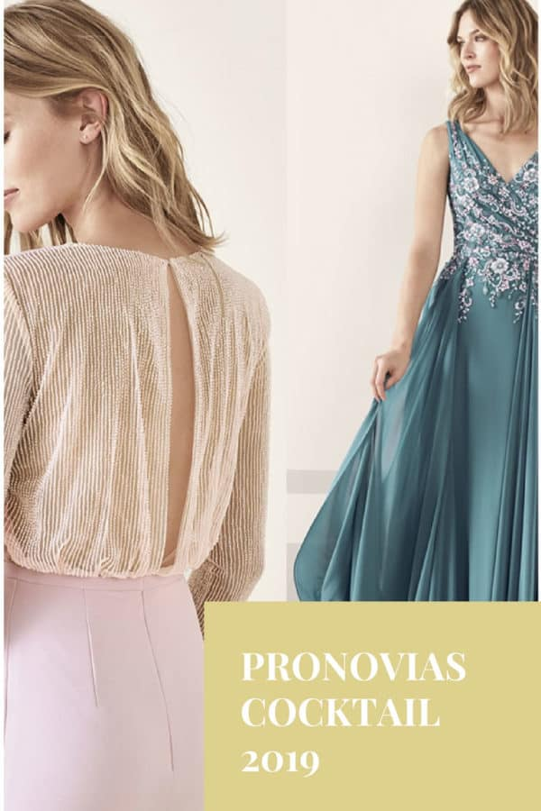 Pronovias Cocktail 2019