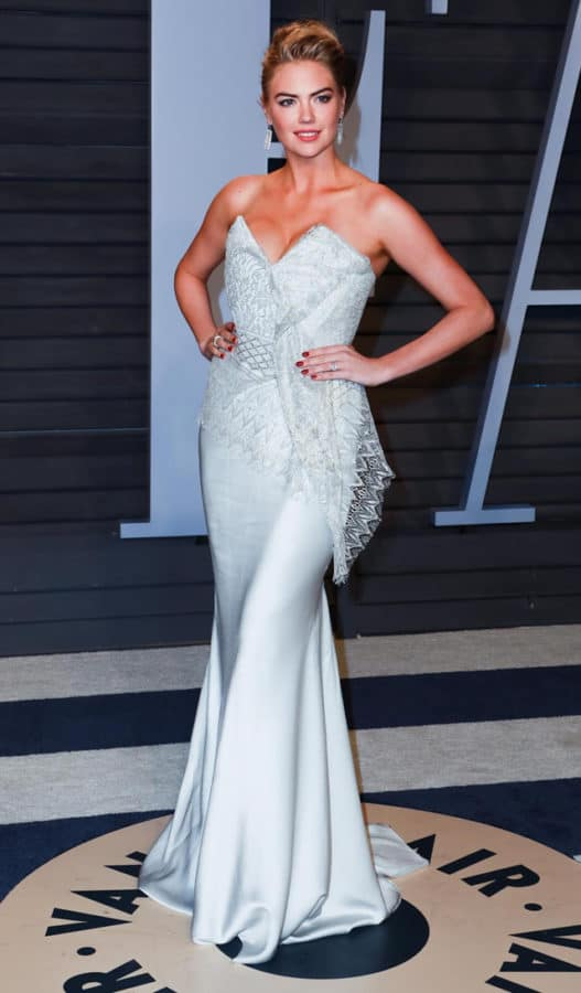 Kate Upton in Vivienne Westwood Couture