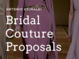 La sposa a colori di Antonio Grimaldi