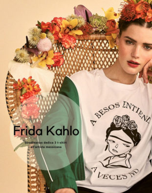 Frida Kahlo Capsule Collection SS18
