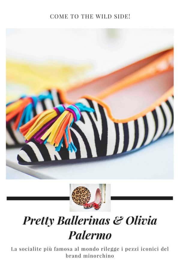 Pretty Ballerinas featuring Olivia Palermo