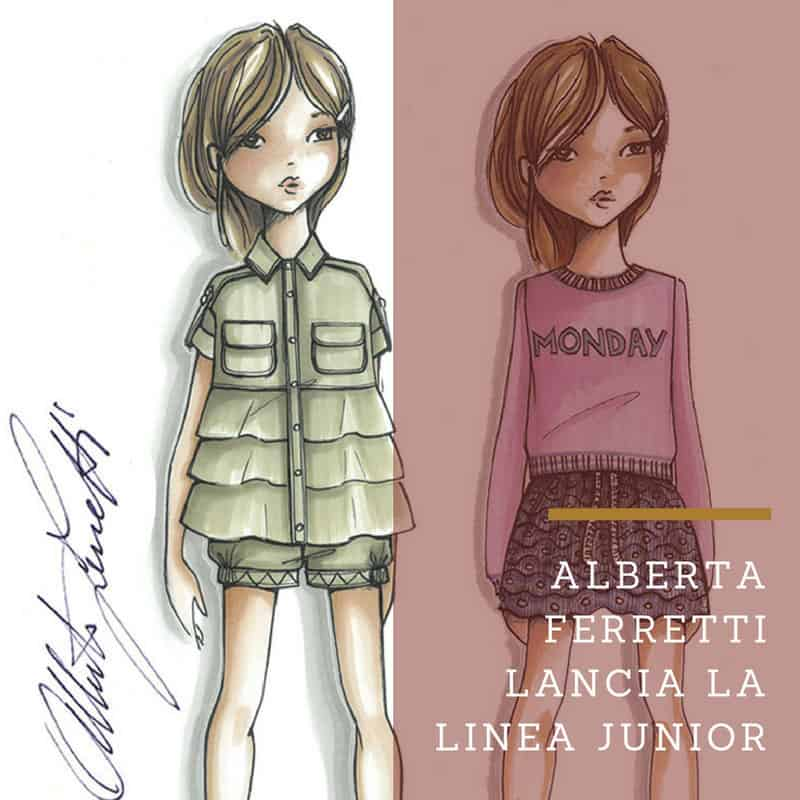 Alberta Ferretti Junior