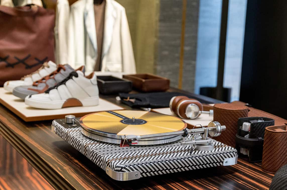 Ermenegildo Zegna_ Salone del Mobile - Uomini all'italiana: From Textile to Lifestyle