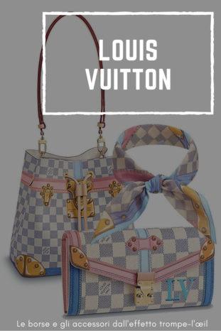 Borse e accessori Louis Vuitton