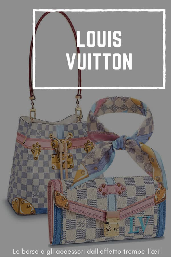 Borse e accessori Louis Vuitton