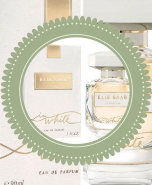 Le Parfum In White di Elie Saab