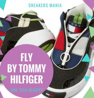 Fly - la sneaker di Tommy Hilfiger