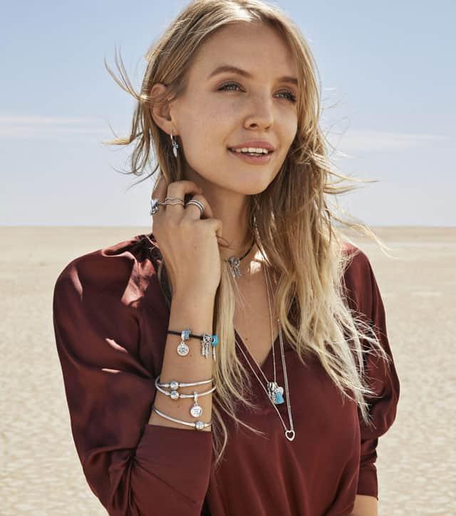 Le collane Pandora - PE 2018