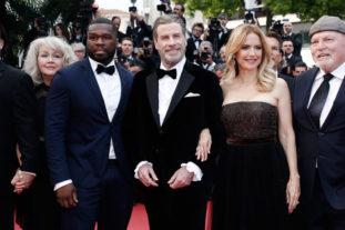 Travolta a Cannes