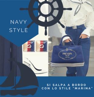 Style Navy - la moda alla marinara
