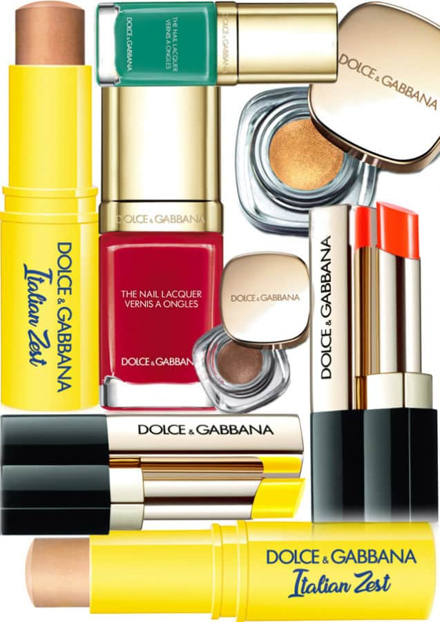 La Collezione Dolce&Gabbana MakeupItalian Zest
