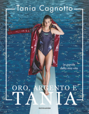 Tania Cagnotto for ARENA - COVER Credit @La Presse