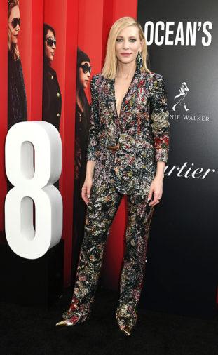 Missoni for Cate Blanchett