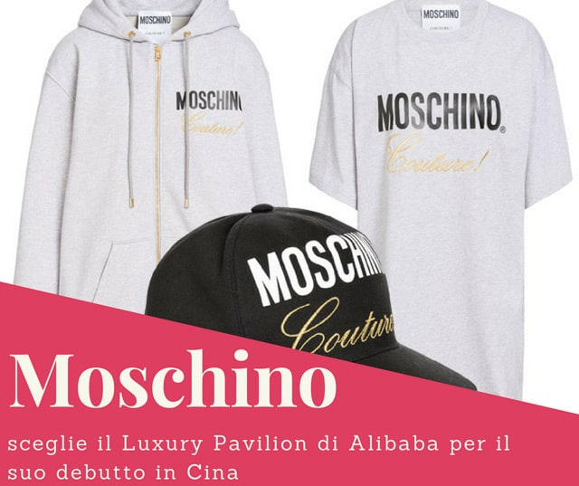 """Moschino X Tmall"""