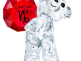Kris Bear, l'amato orsetto in cristallo firmato Swarovski,