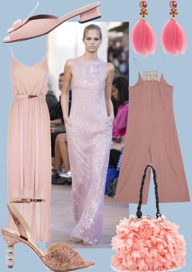 Colori moda - il rosa