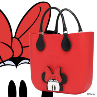 O bag per Disney, omaggio a Minni!