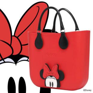 O bag per Disney, omaggio a Minni!