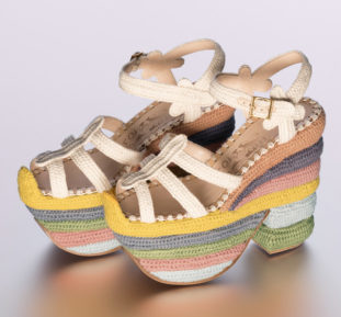 Rainbow Future by Salvatore Ferragamo