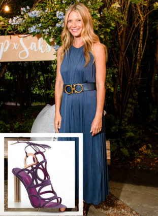 Gwyneth Paltrow Goop X Saks Fifth Avenue Summer Soiree.