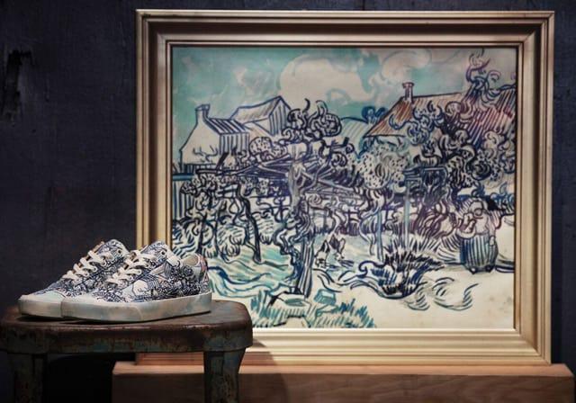 Vans e il Van Gogh Museum- la collezione