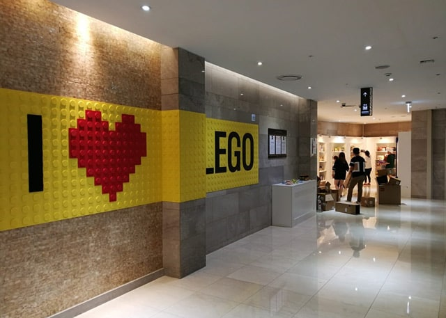 """I LOVE LEGO"""