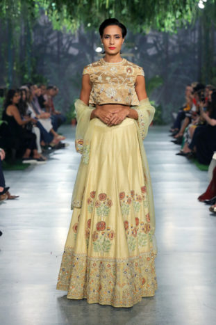 Rahul Mishra - Indian Fashion Couture - 2018