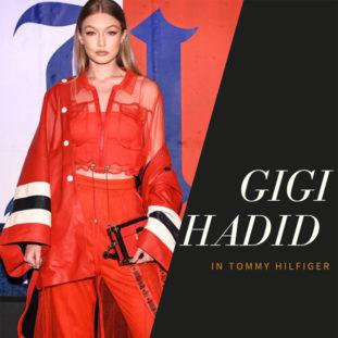 Gigi Hadid,
