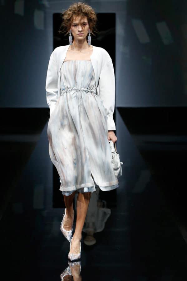 Giorgio Armani - ss 2019