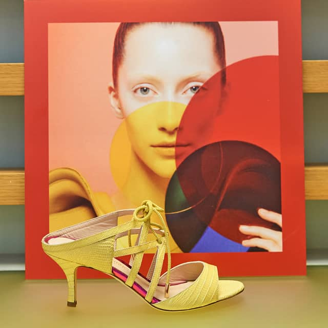 Mario Valentino - shoes - ss 2019