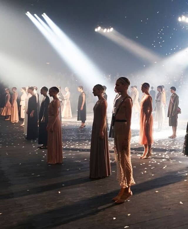 La PE 2019 di Dior