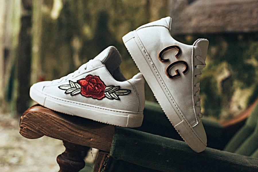 My Clegius sneakers personalizzabili