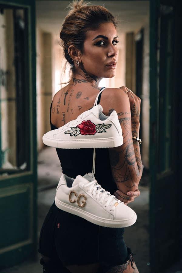 My Clegius sneakers