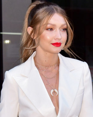 Gigi Hadid a New York