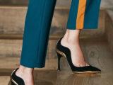 Le scarpe di Renè Caovilla riscoprono la preziosità dei dettagli gioiello
