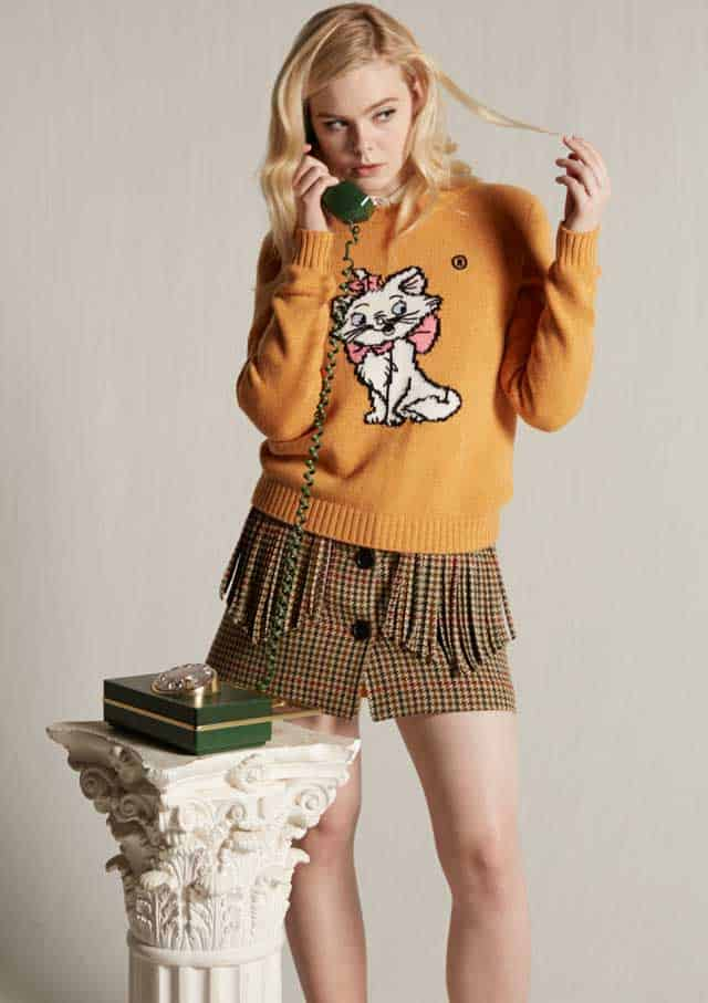 MIU MIU LITTLE CATS capsule collection