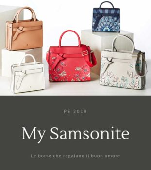 My Samsonite