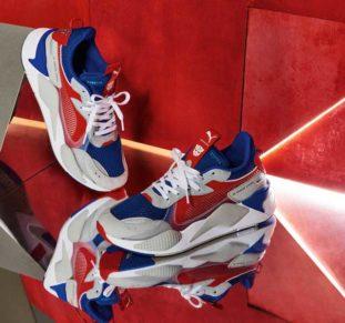 PUMA x TRANSFORMERS : le sneaker con i spuereroi