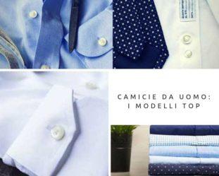 Camicia da uomo - quali modelli scegliere