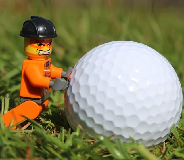 Lego Golf Pallina