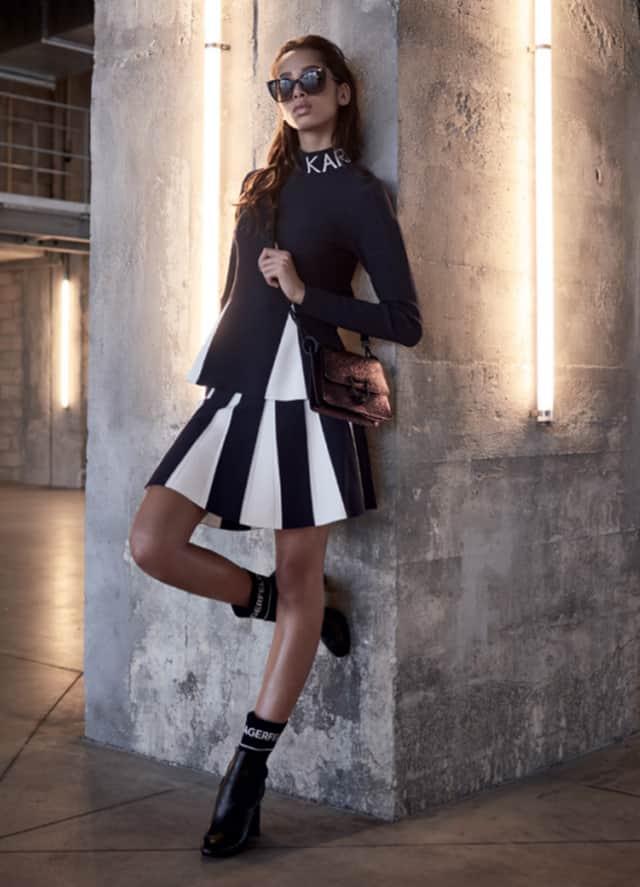 Karl Lagerfeld fw 2018/19