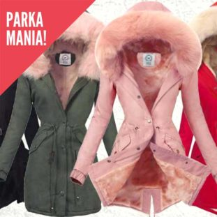Giacca parka - fw 2018/19