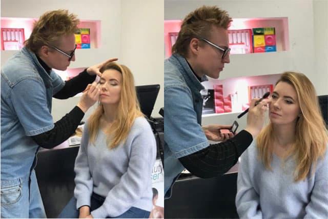 Tutorial di Dragana con Franco Lorenzon